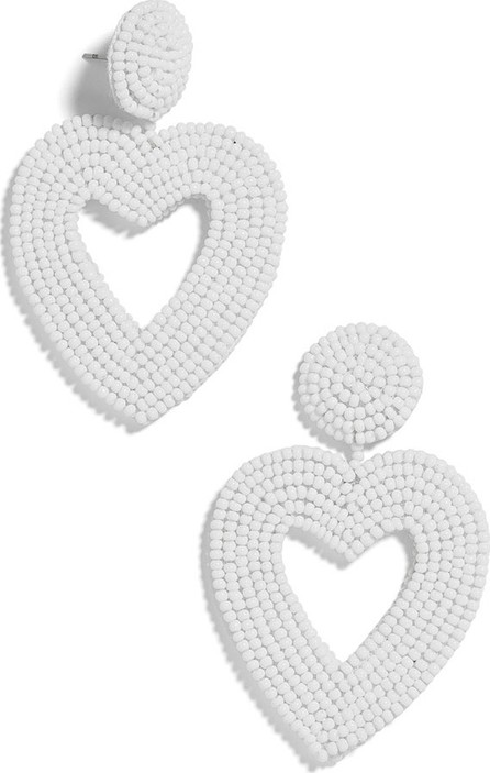 BAUBLEBAR Vionnet Heart Drop Earrings