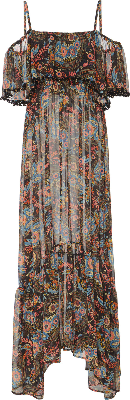 Anjuna Celestina Off The Shoulder Maxi Dress
