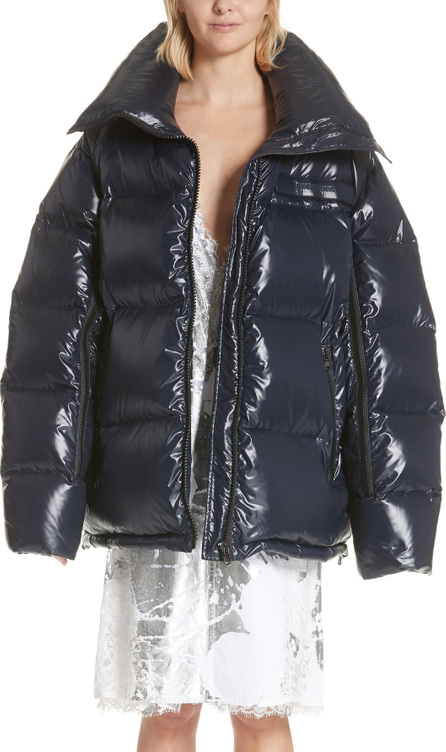 Calvin Klein 205W39NYC Convertible Puffer Jacket
