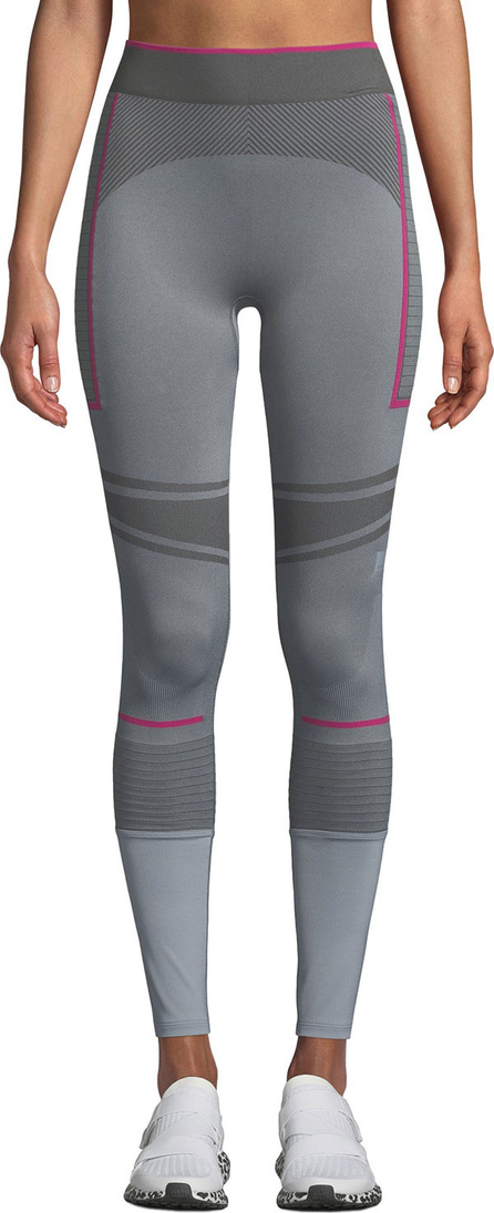 Adidas By Stella McCartney Training Seamless Colorblock Performance Tights