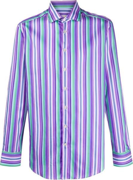 Etro Long-sleeve stripe shirt