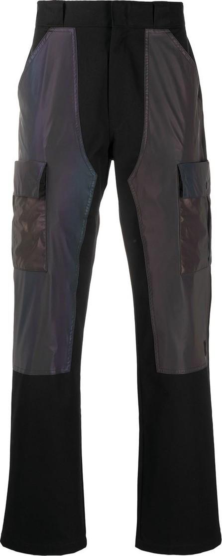 Marcelo Burlon Cargo straight trousers