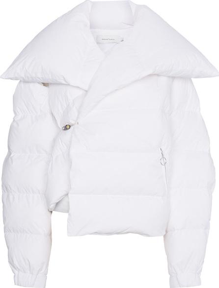 Marques'Almeida Feather down short puffer jacket