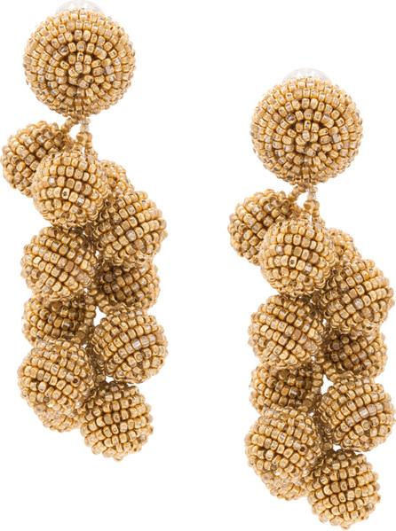 Sachin & Babi Embellished drop earrings