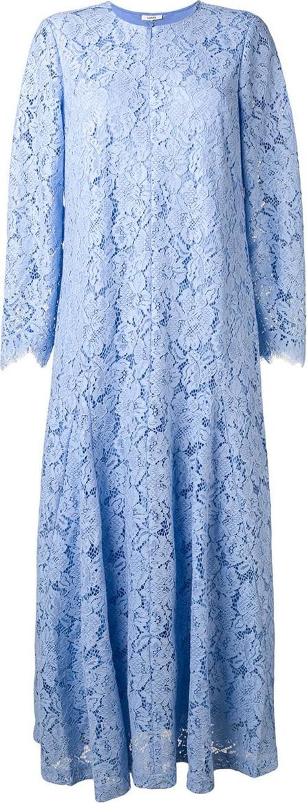 Ganni Jerome lace maxi dress