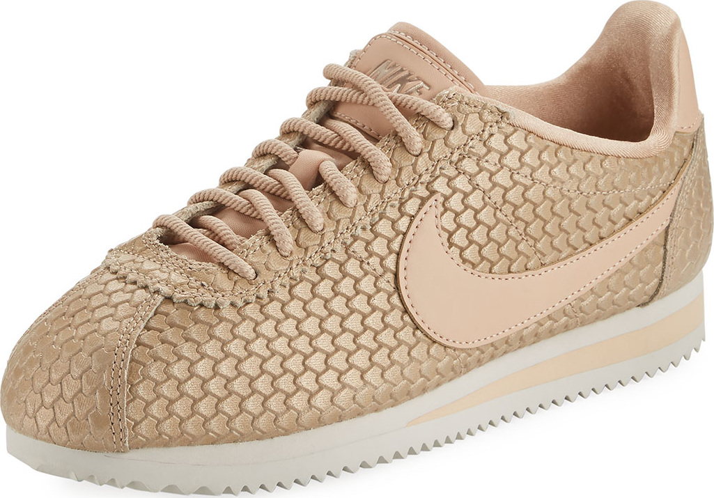 Nike - Fashion Cortez Embossed Sneakers