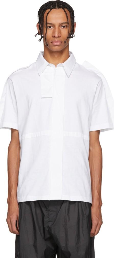 Craig Green White Fin Polo T-Shirt