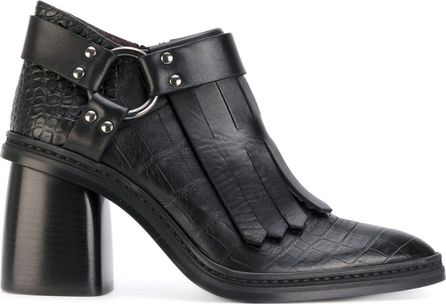 Antonio Marras fringed ankle boots