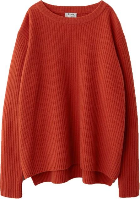 Acne Studios Nicholas boxy sweater