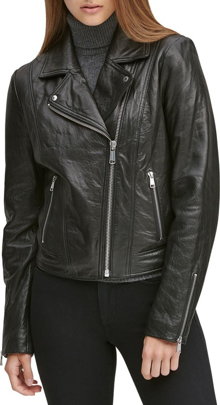 Andrew Marc Hastings Soft Leather Moto Jacket