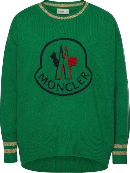 Moncler Pullover with Wool and Cashmere