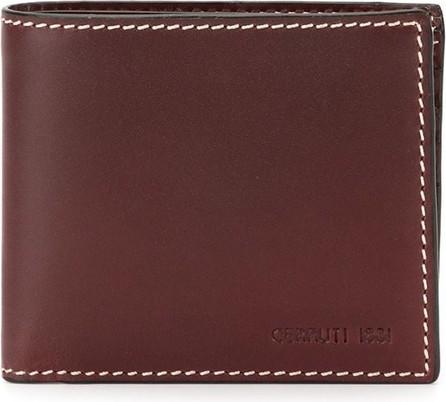 Cerruti 1881 Stitch detail billfold wallet