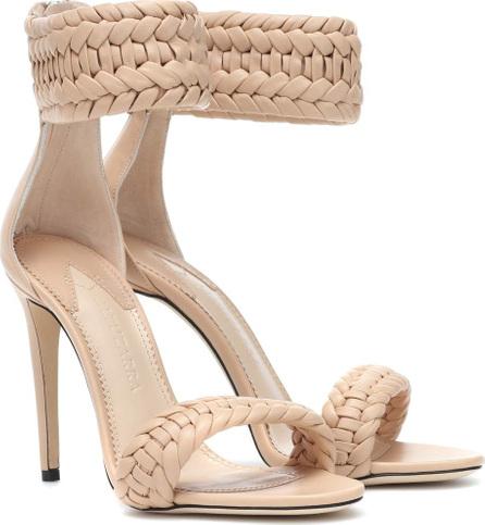 Altuzarra Ghianda leather sandals