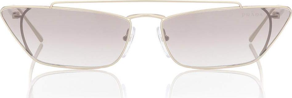 Prada - Cat-eye sunglasses