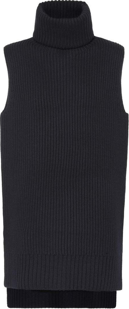 Joseph Wool turtleneck sweater vest