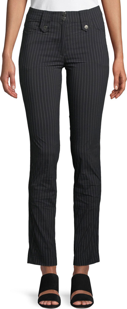 Anatomie Skyler Five-Pocket High-Rise Pants - mkt