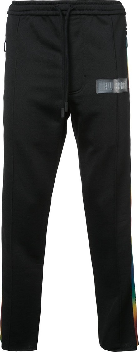 Off White Off-White x Art Dad time travelling track trousers