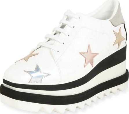 Stella McCartney Elyse Stars Platform Sneaker