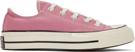 Converse Pink Chuck 70 Low Sneakers