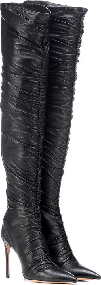 Alexandre Birman Susanna 100 over-the-knee boots