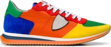 Philippe Model Tropez X colour-block sneakers
