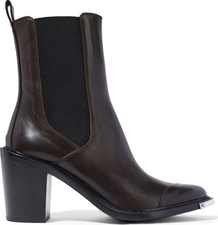 Belstaff Aviland leather ankle boots
