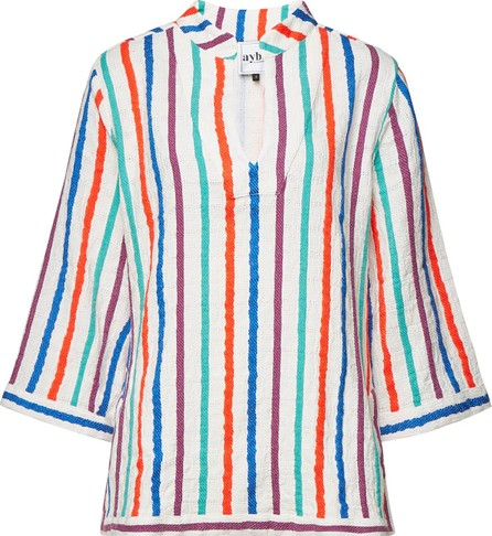 Aybi Bonny Striped Top with Cotton