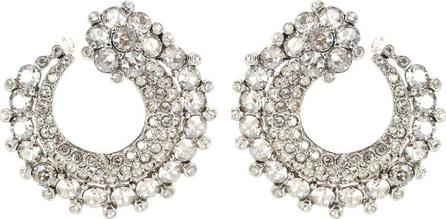 Oscar De La Renta Crystal embellished earrings