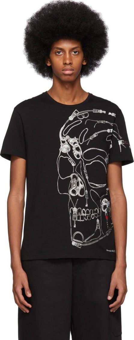 Alexander McQueen Black Hardware T-Shirt