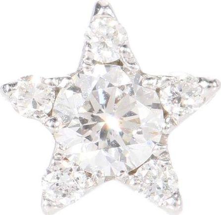Maria Tash Diamond Star 18kt gold and diamond earring