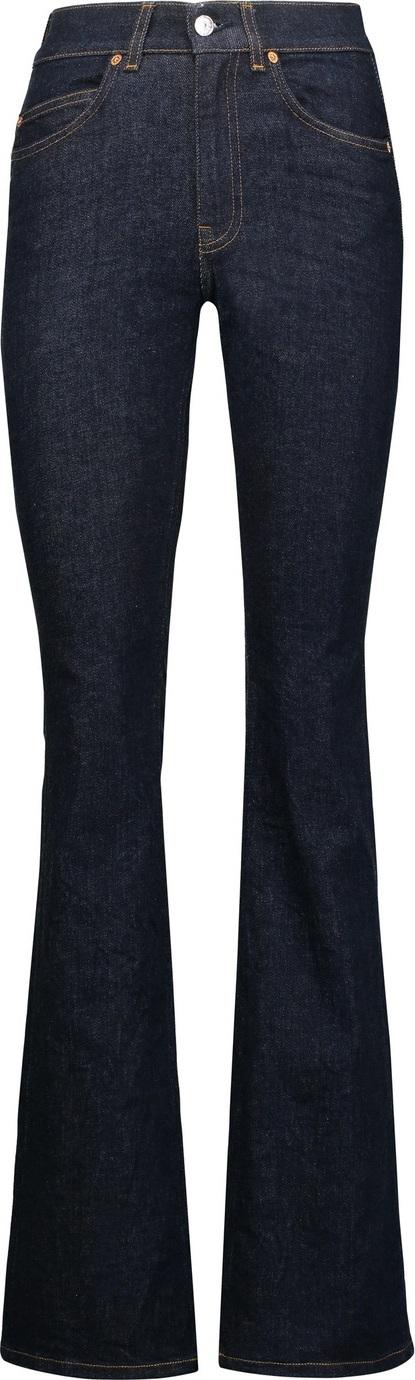 Acne Studios Lita mid-rise flared jeans