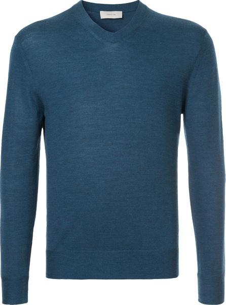 Cerruti 1881 V-neck jumper
