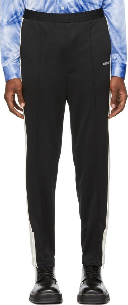Ambush Black Waves Lounge Pants