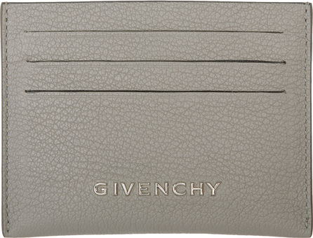 Givenchy Grey Pandora Card Holder