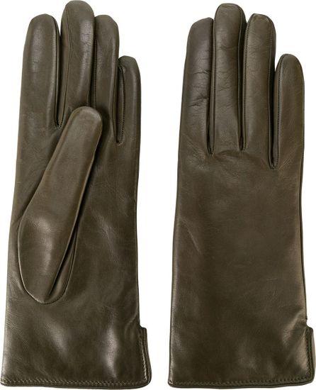 Mario Portolano Panelled gloves