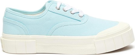 Good News London 'Ace' canvas sneakers