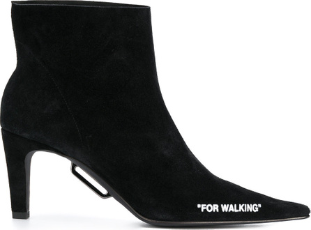 Off White For Walking boots