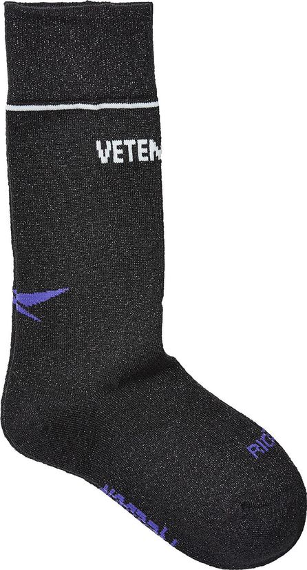 Vetements X Reebok Socks with Cotton