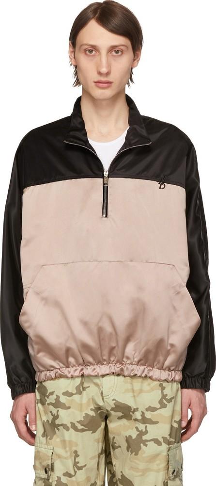 Enfants Riches Deprimes Black & Pink Nylon Track Jacket