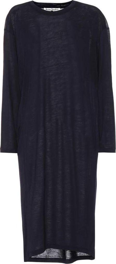 Acne Studios Eline jersey dress