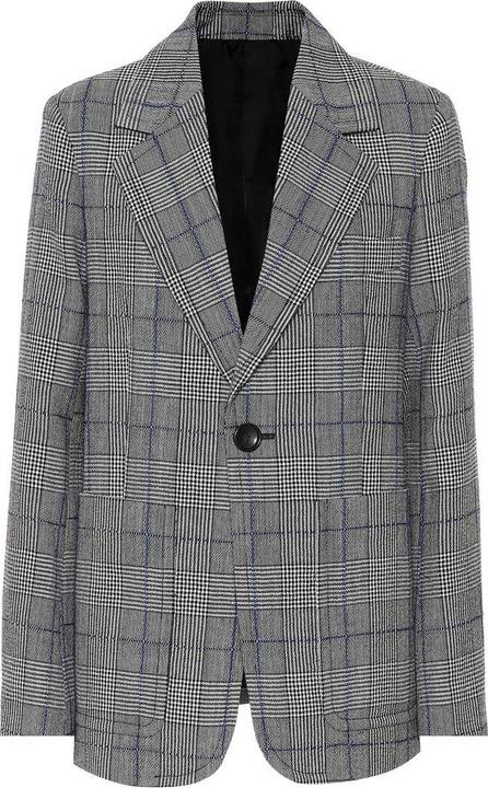 Joseph Annab checked wool blazer