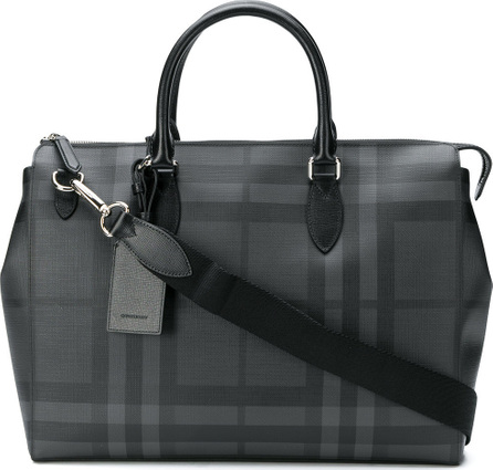 Burberry London England London Check briefcase