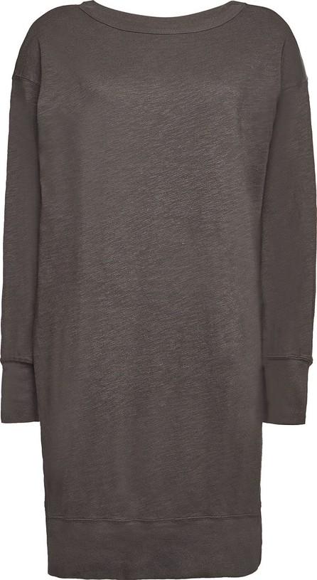 American Vintage Sonoma Cotton Sweatshirt Dress