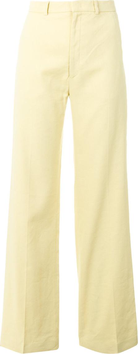 Joseph Flared high-waisted trousers