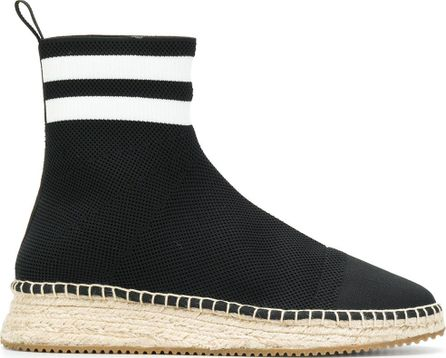 Alexander Wang High ankle sock espadrilles