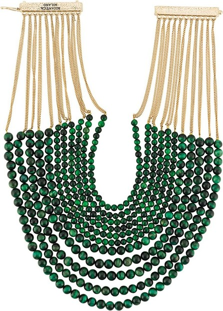 Rosantica Esplosione bead-embellished necklace