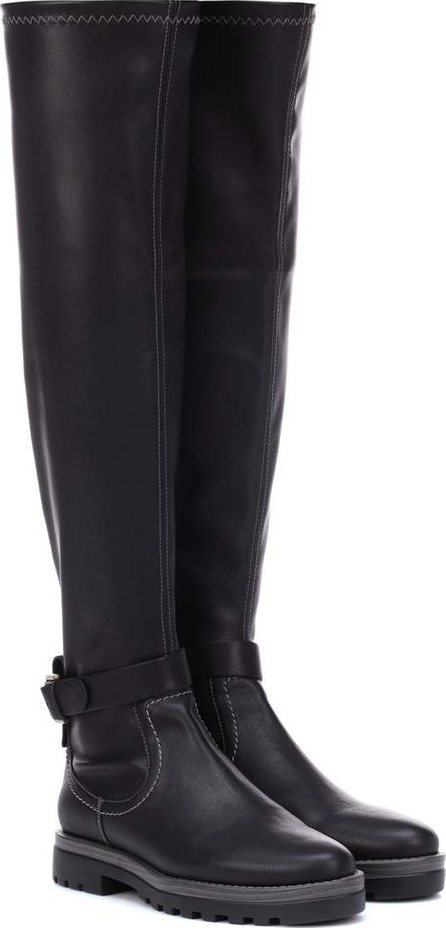 See By Chloé Dakota faux leather boots