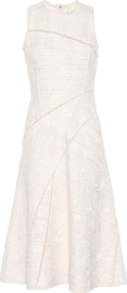 Proenza Schouler Tweed midi dress