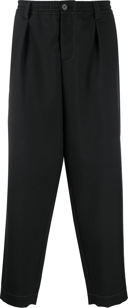 Marni Plain cropped trousers