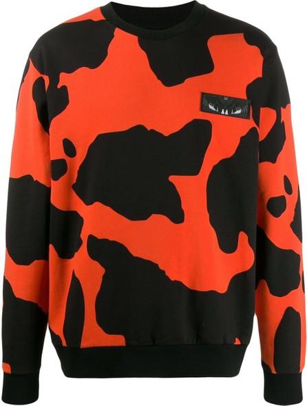 Marcelo Burlon Camouflage pattern sweatshirt